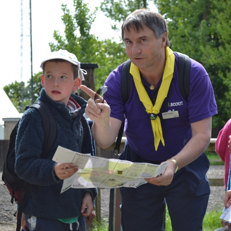 Cubjam 2013, Scout Association Case Study Image