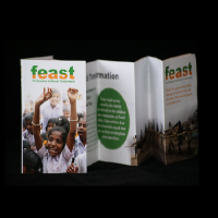 Charity Little Book for FEAST India
